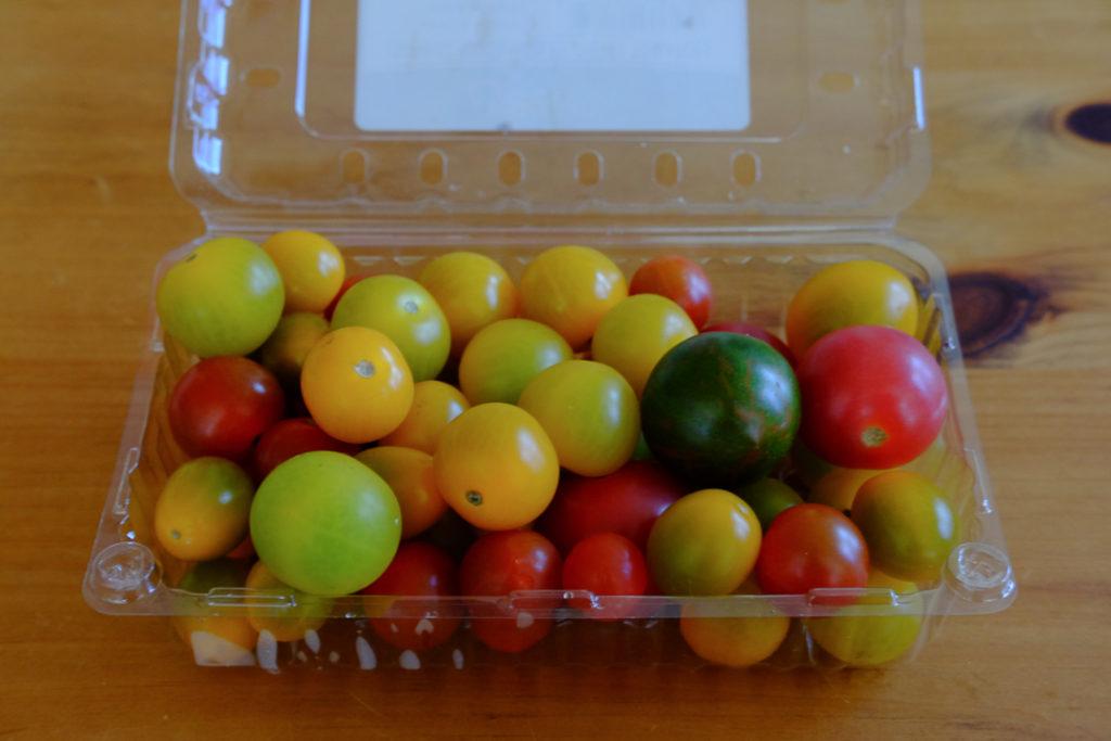 オーガニックプチトマト