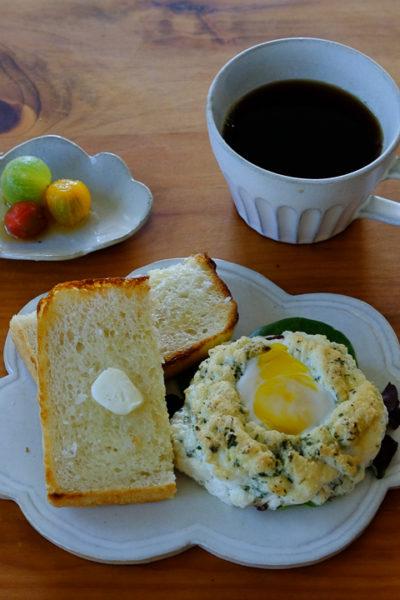「エッグインクラウド」と「スープカレーの素で作るドライカレー」レシピが、掲載されました♪