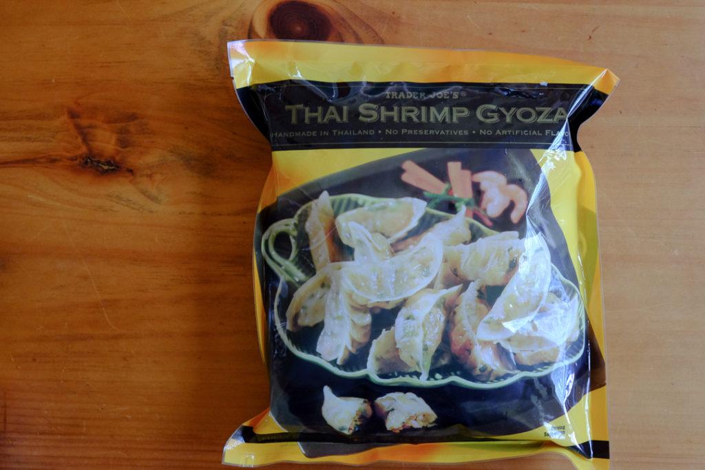 タイ風シュリンプ餃子