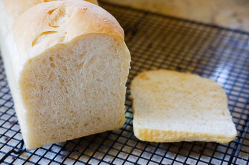 オールパーパスフラワー(中力粉)で作る、美味しいサンドイッチ用パン♪