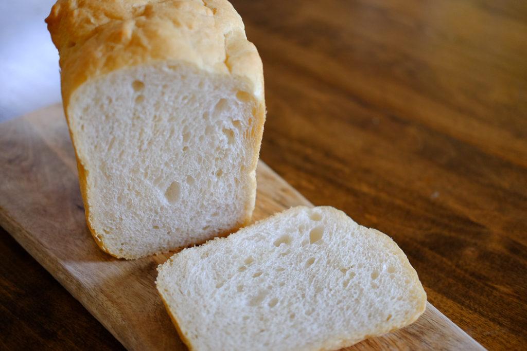オールパーパスフラワーで作る食パン