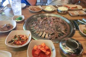 一日早めの、父の日ディナー@韓国レストラン、と「ファインディング・ドリー」を観た感想