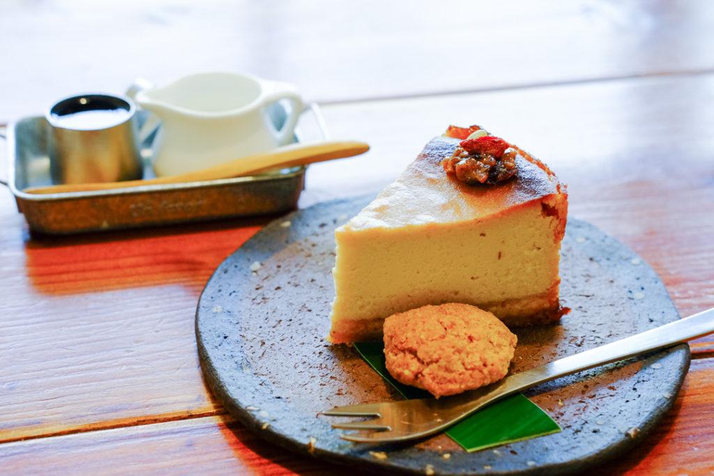 ヴィーガンチーズケーキ