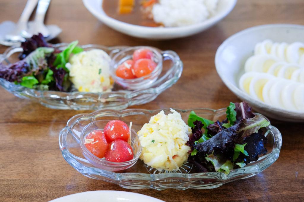 サラダ3種盛り