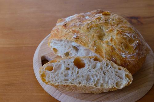 「ニューヨークタイムズ」で紹介された、こねないパン。