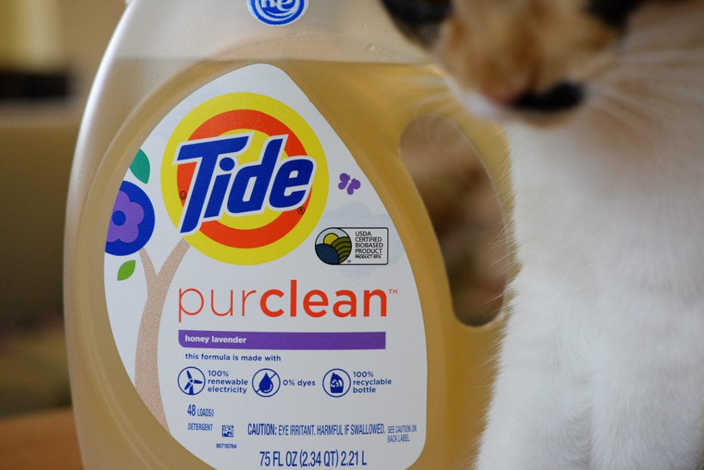 Tideのエコ洗剤