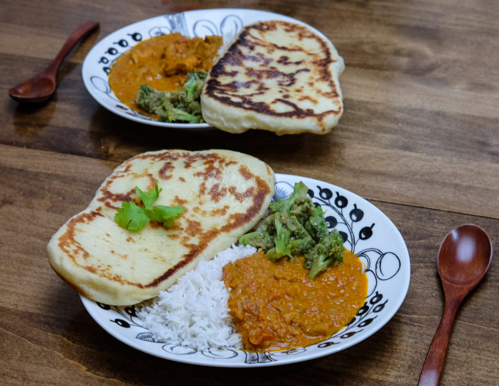 おうちインド料理