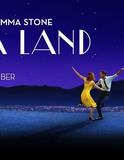 アカデミー賞の最有力候補★La La Land (邦題:ラ・ラ・ランド)を観てきました。