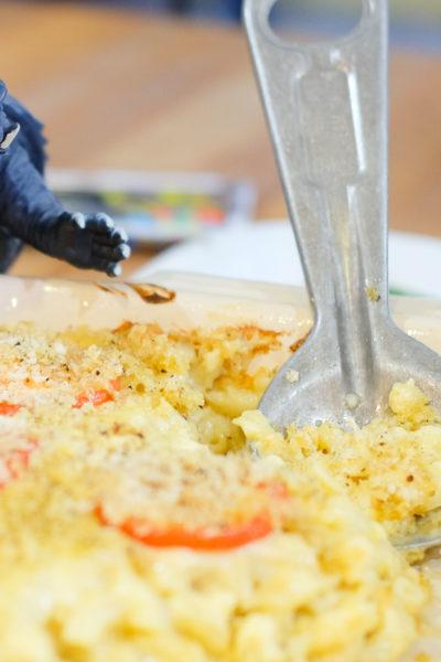 【レシピ】バレンタインディナーにも💕大人のためのマカロニ&チーズ