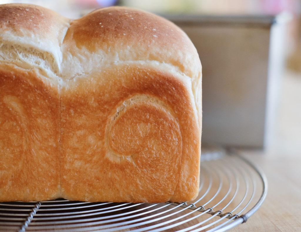 パナソニックレシピのソフト食パン