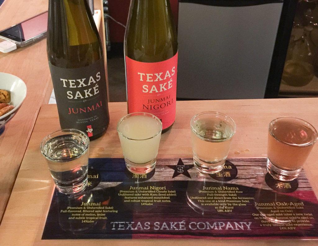 Texas Sake