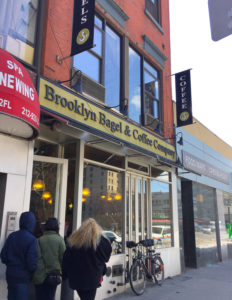 Blookly Bagel & Coffee Company
