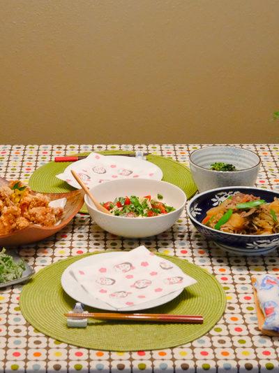 「日本のお母さん風の味」のもてなしに、感激の夜♡