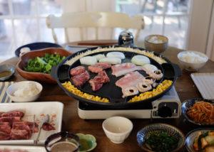 おうち韓国焼き肉