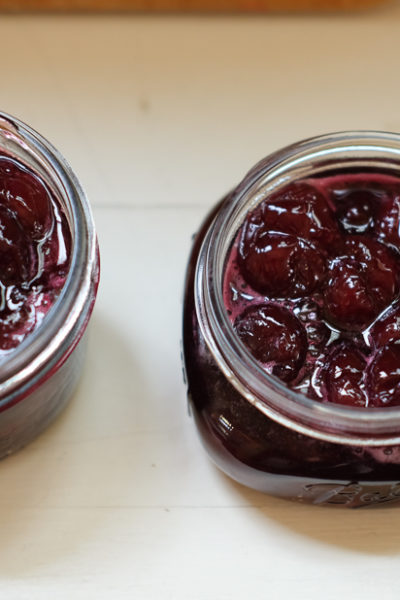 【レシピ】手作りならでは♡さくらんぼの果実たっぷりジャム🍒キルシュ入りでちょっと贅沢に