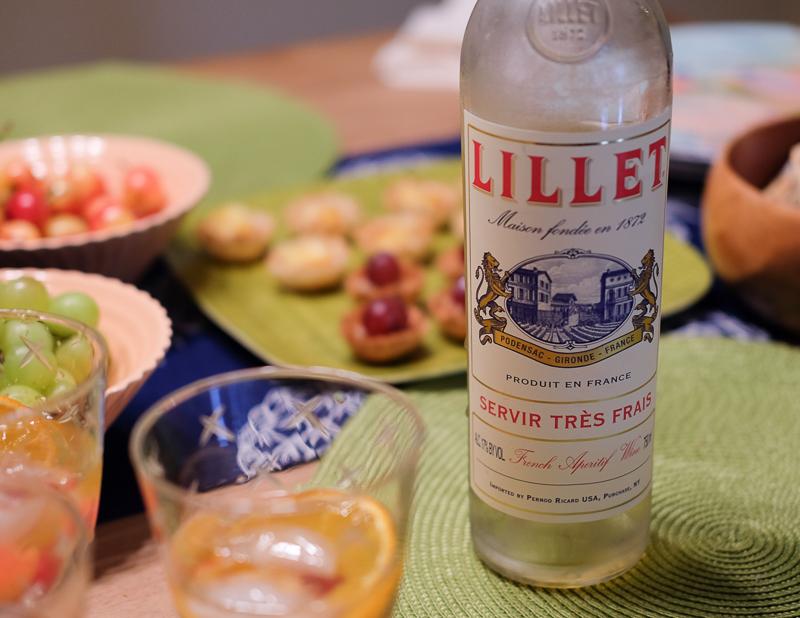 フランスのお酒、LILLET