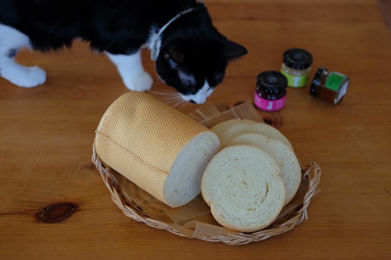 メッシュ型パン