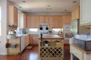 わが家のキッチンをお見せします。