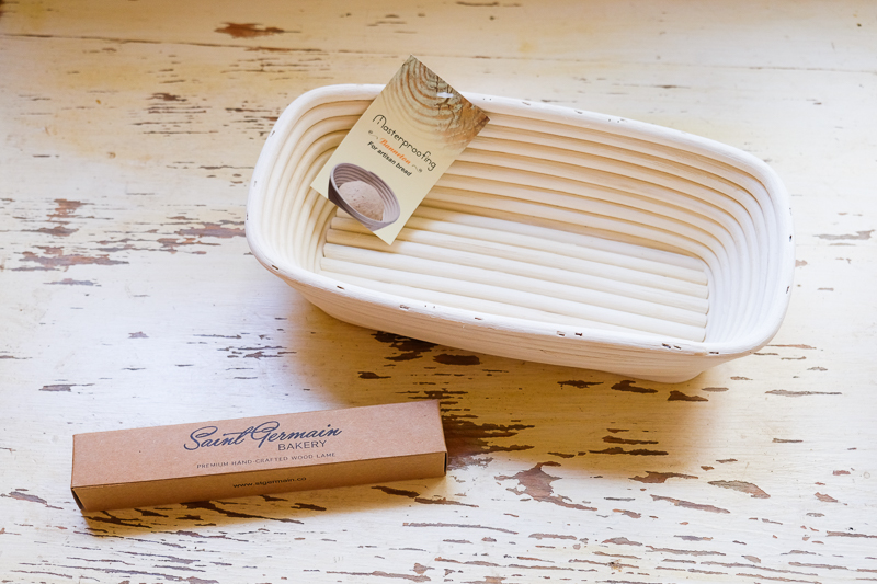 発酵かごとクープナイフ