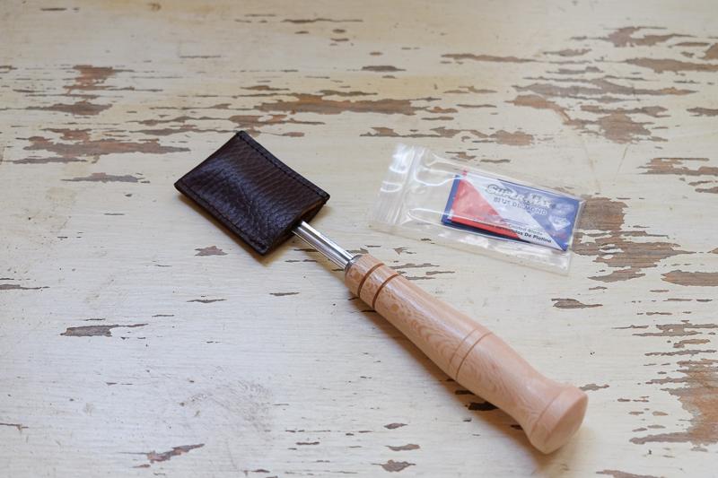新しいクープナイフ