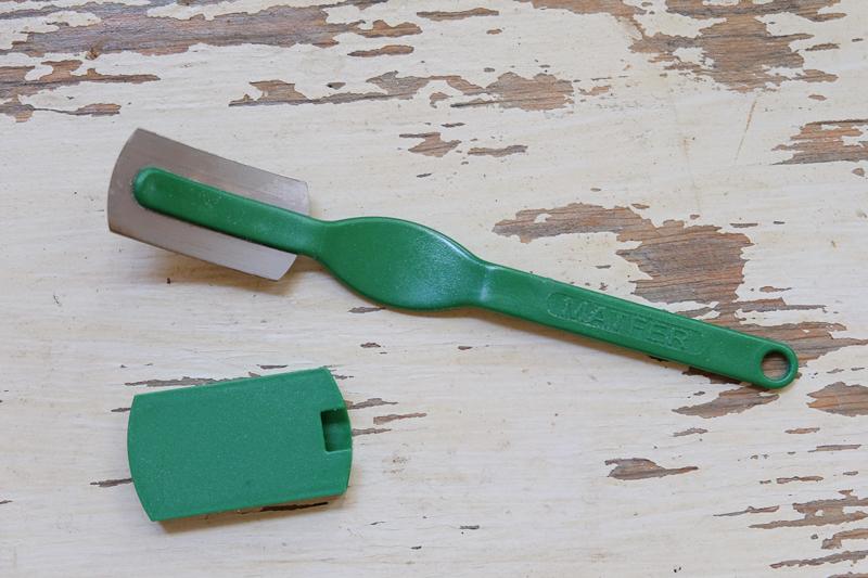 マトファーのナイフ