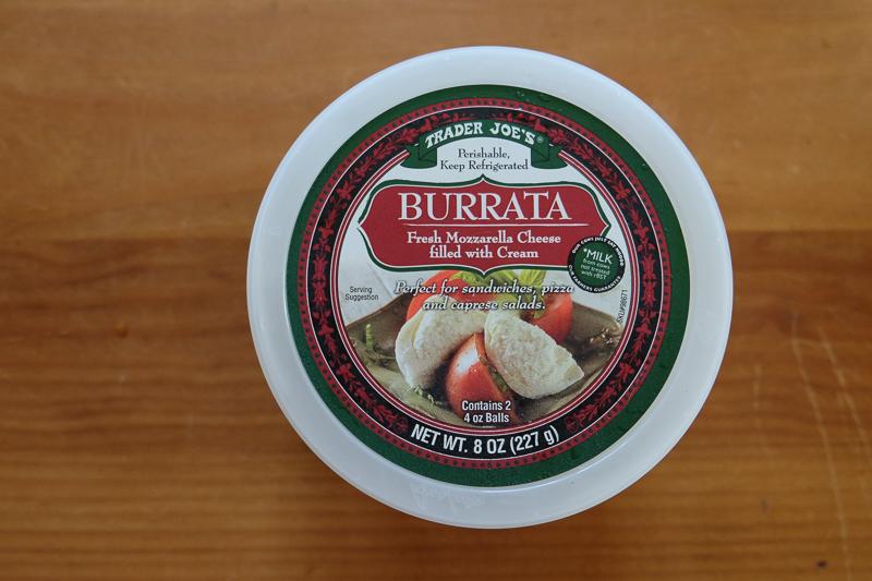 ブッラータチーズ