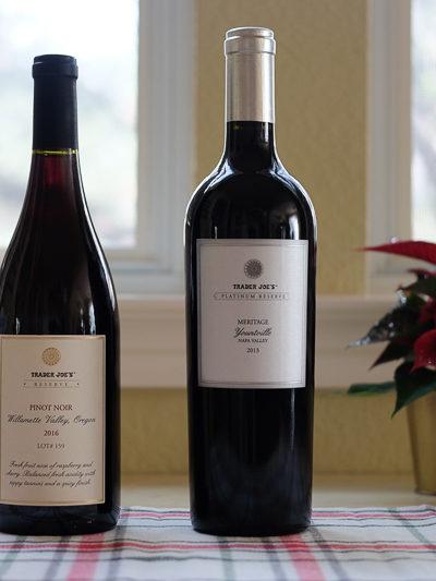 安いだけじゃない、トレジョのワイン。「リザーブ」シリーズは、飲まなくちゃ損です。