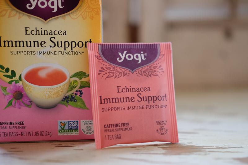 免疫サポートのお茶