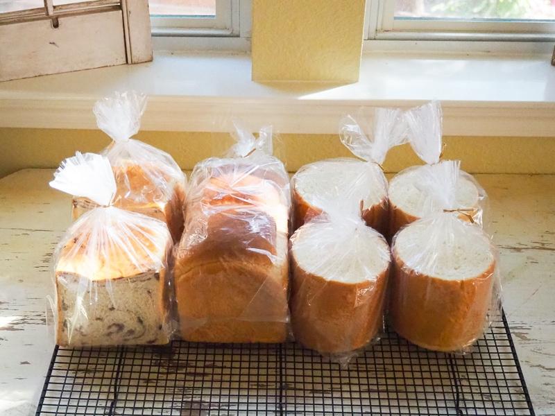パン屋さんの日