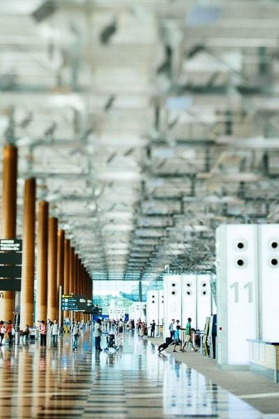 飛行機での旅行が楽になる♪ Global Entry(グローバル・エントリー)を取得!