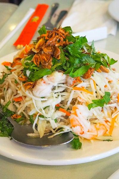 フレッシュで栄養たっぷりの、本格派ベトナム料理を堪能♪