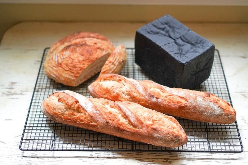 パン焼きデー
