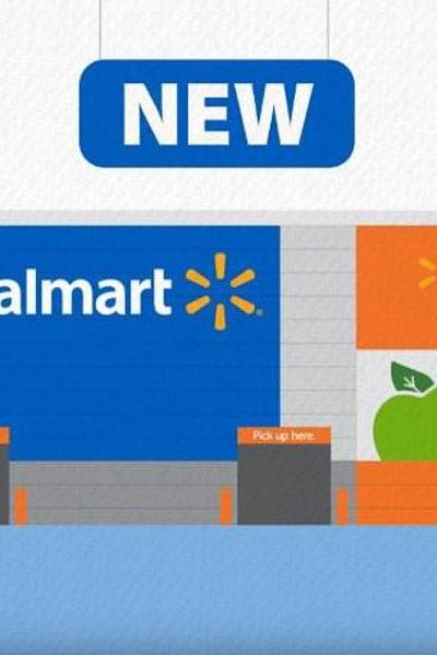 Walmart(ウォルマート)のグロッサリーピックアップサービス。初回10ドルオフがお得です♪