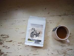 とってもおいしかったコーヒー