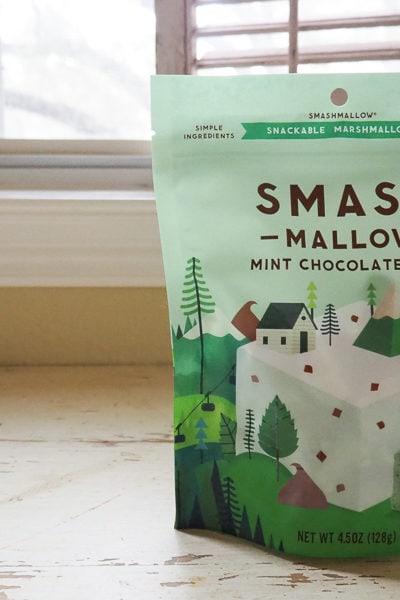 """大人気★甘さ控えめでヘルシーなグルメマシュマロ、""""SmashMallow(スマッシュマロウ)""""。"""