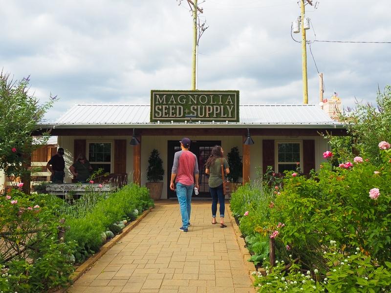 ガーデンサプライのお店
