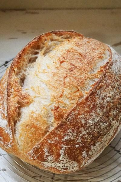 それなりにおいしいパンは、焼けるようになったけれど… 本格的に製パンを習う理由。