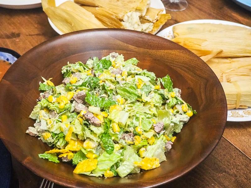 メキシカンチョップドサラダ