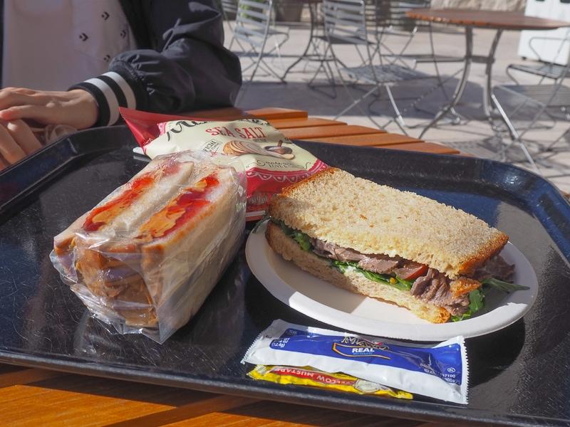 なんでもないサンドイッチ