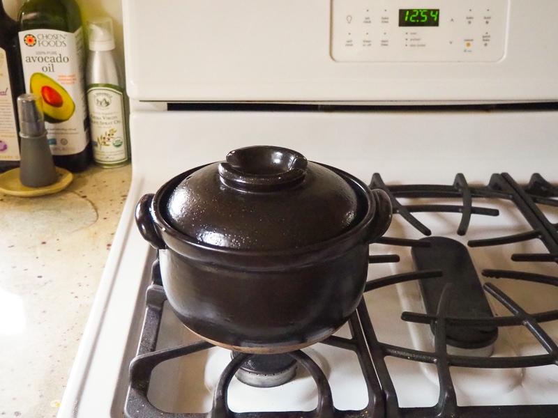 ごはん炊き用土鍋