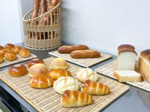 初日・講習のパン