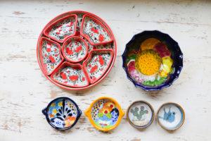 うちのメキシコ製の器たち