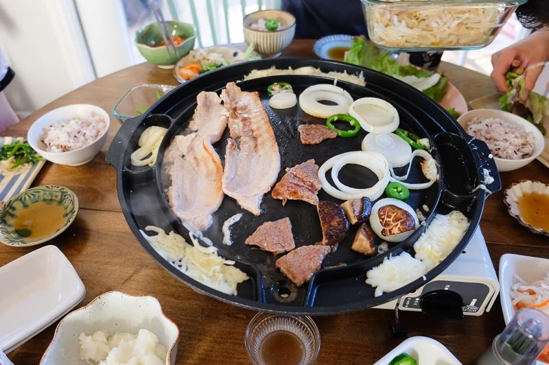おうち韓国焼肉