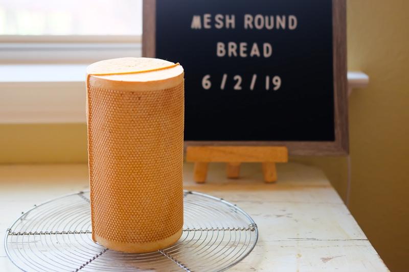 丸い食パン