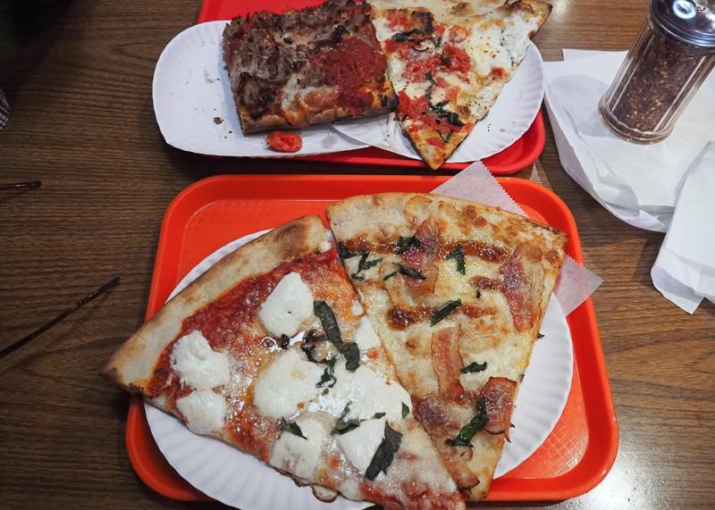 NYスタイルピザ