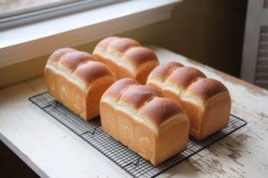 食パン4本
