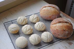 サワードウ&メロンパン
