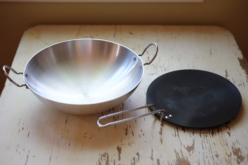 インドのお鍋たち