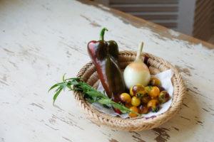 キラキラお野菜