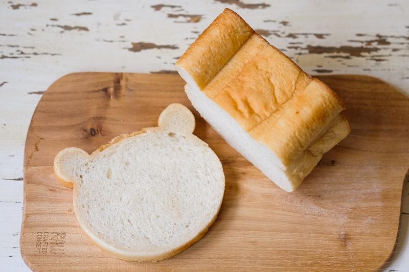 クマ型パン